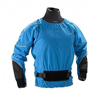 Paladin Hiko chaqueta seca Freestyle kayak de aguas Canalete chaqueta muy, color Azul - azul, tamaño XL: Amazon.es: Deportes y aire libre