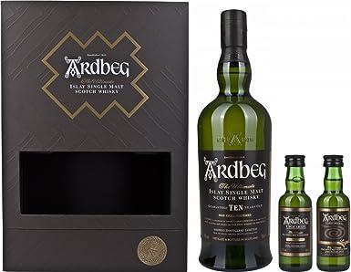 Ardbeg - Exploration Pack Gift Set - 10 year old Whisky, 800 ml ...
