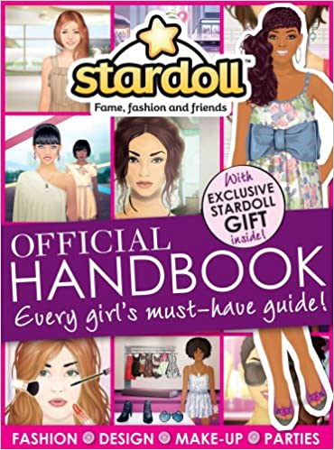 STARDOLL Fame, Fashion and Friends Official Handbook Every