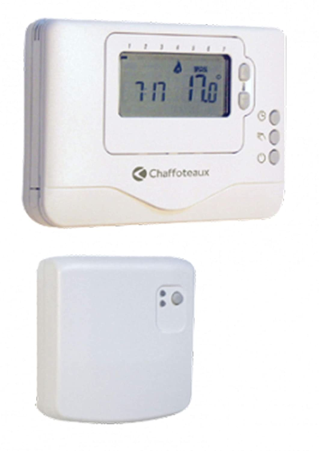 Chaffoteaux–équipement thermo réglages on/off Easy Control