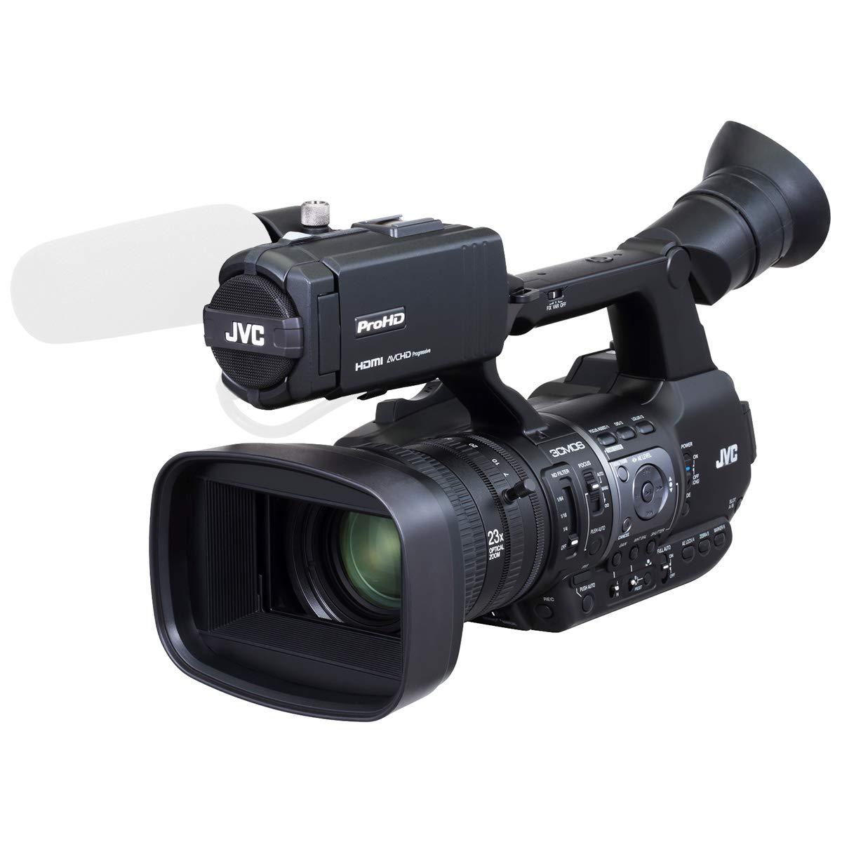 JVC HDメモリーカードカメラレコーダー GY-HM660   B01LYHB74W