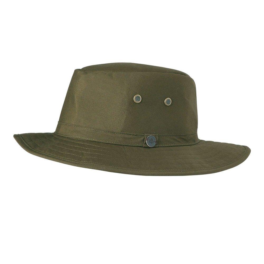 Craghoppers HAT メンズ Medium/Large Dark Moss B079BNC4RQ