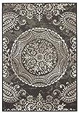 Balta Rugs 30413690.240305.1 Beverly Grey Indoor/Outdoor Area Rug, 8′ x 10′ For Sale