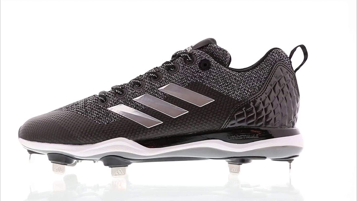 Adidas Herren PowerAlley 5 5 5 Metall Baseball Klampen 92a239