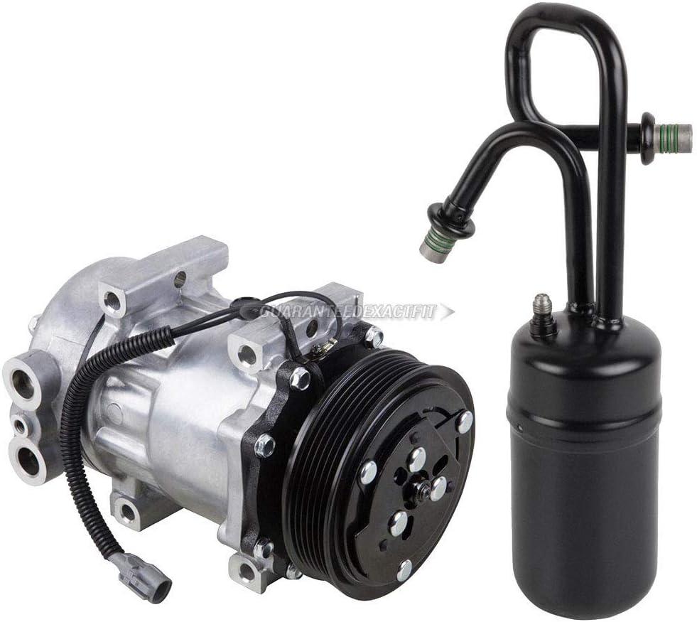 AC Compressor Clutch REPAIR Kit fits Jeep WRANGLER 1997-2002