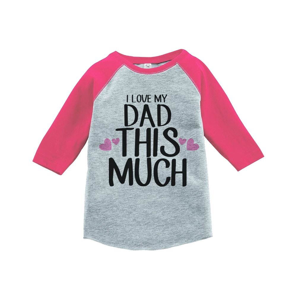 Custom Party Shop Girls Fathers Day Vintage Baseball Tee