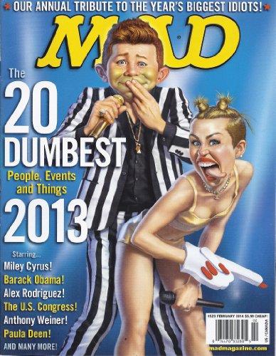 Mad Magazine (February 2014 - #525)