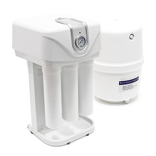 Naturewater 5-stufige Ultrafilter-Anlage 2000l//Tag UF Anlage Kein Tank notwendig