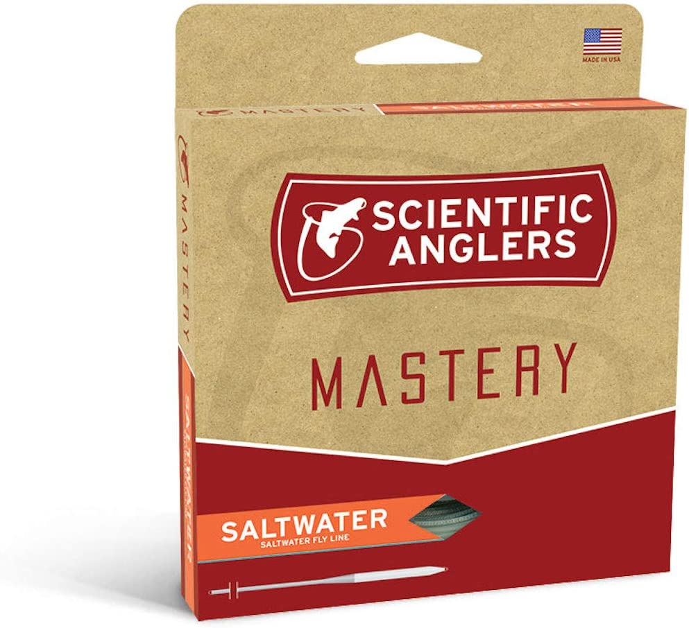 w//Free Shipping and Free Backing!! Scientific Anglers Mastery Bonefish Fly Line