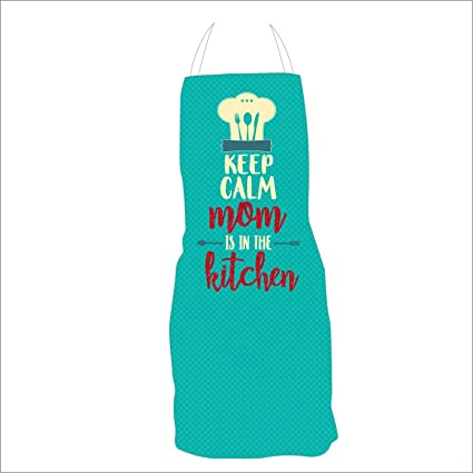 Buy YaYa Cafe Birthday Gifts For Mom Keep Calm In The Kitchen Apron Mother Online At Low Prices India