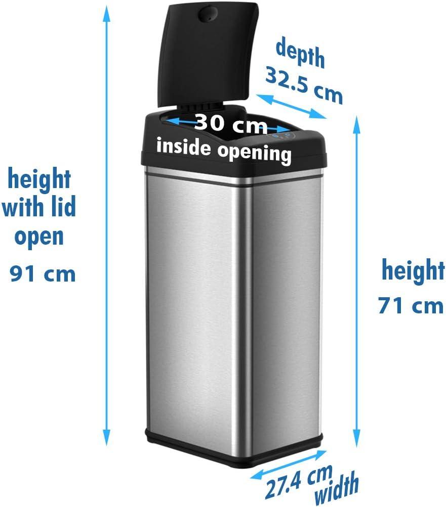 Kitchen Sensor Garbage Bin