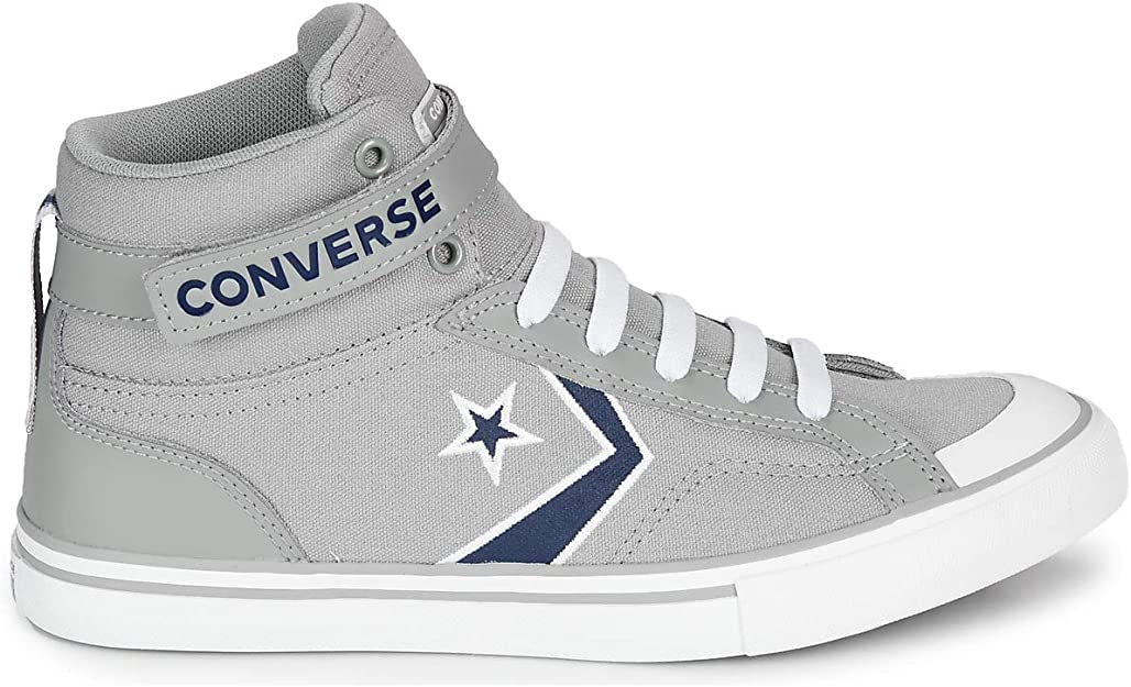 Converse Pro Blaze Strap Kids Hi DolphinNavyWeiß