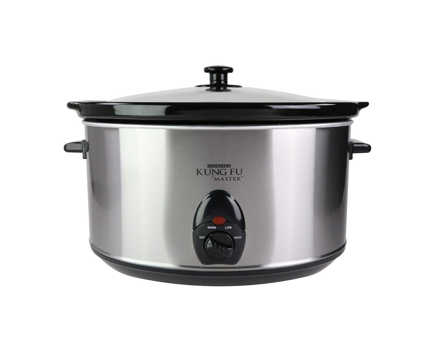 STAINLESS STEEL SLOW COOKER (8 L)