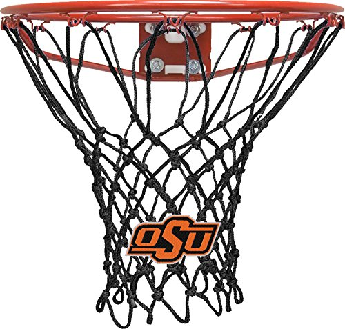 Oklahoma State University Basketball Net Black (Basketball State Oklahoma)