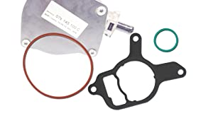 2.5L Vacuum Pump Seal Kit/rebuild Power Steering Seals compatible for Volkswagen Jetta, Beetle, New Beetle, Golf, Rabbit, Passat, and Audi TT RS,replace of 07K145215A 07K145100B 07K145100G.