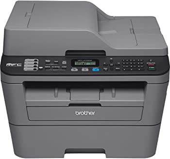 Brother MFC-L2700DW Monochrome Laser All-in-One Printer