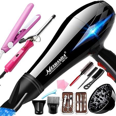 MMRLY Sèche Cheveux, Thermostat à la Maison sèche Cheveux