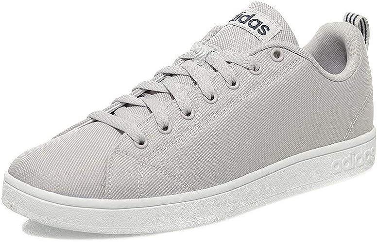 adidas Chaussures VS Advantage Clean Gris Homme