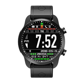 LLLS SmartWatch, Relojes Elegantes para los Hombres para Las Mujeres, Reloj Elegante androide 6,0 OS SmartWatch 4G WiFi GPS 1GB + Reloj de 16GB: Amazon.es: ...