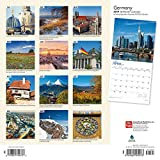 Germany 2019 12 x 12 Inch Monthly Square Wall Calendar, Scenic Travel Europe Germany