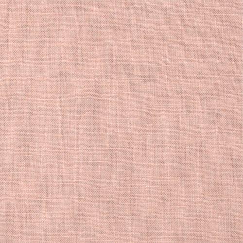 Robert Kaufman Kaufman Essex Linen Blend Fabric by the Yard, Rose