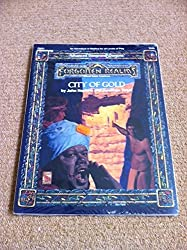 City of Gold (Fmq1 Module, Forgotten Realms Game)