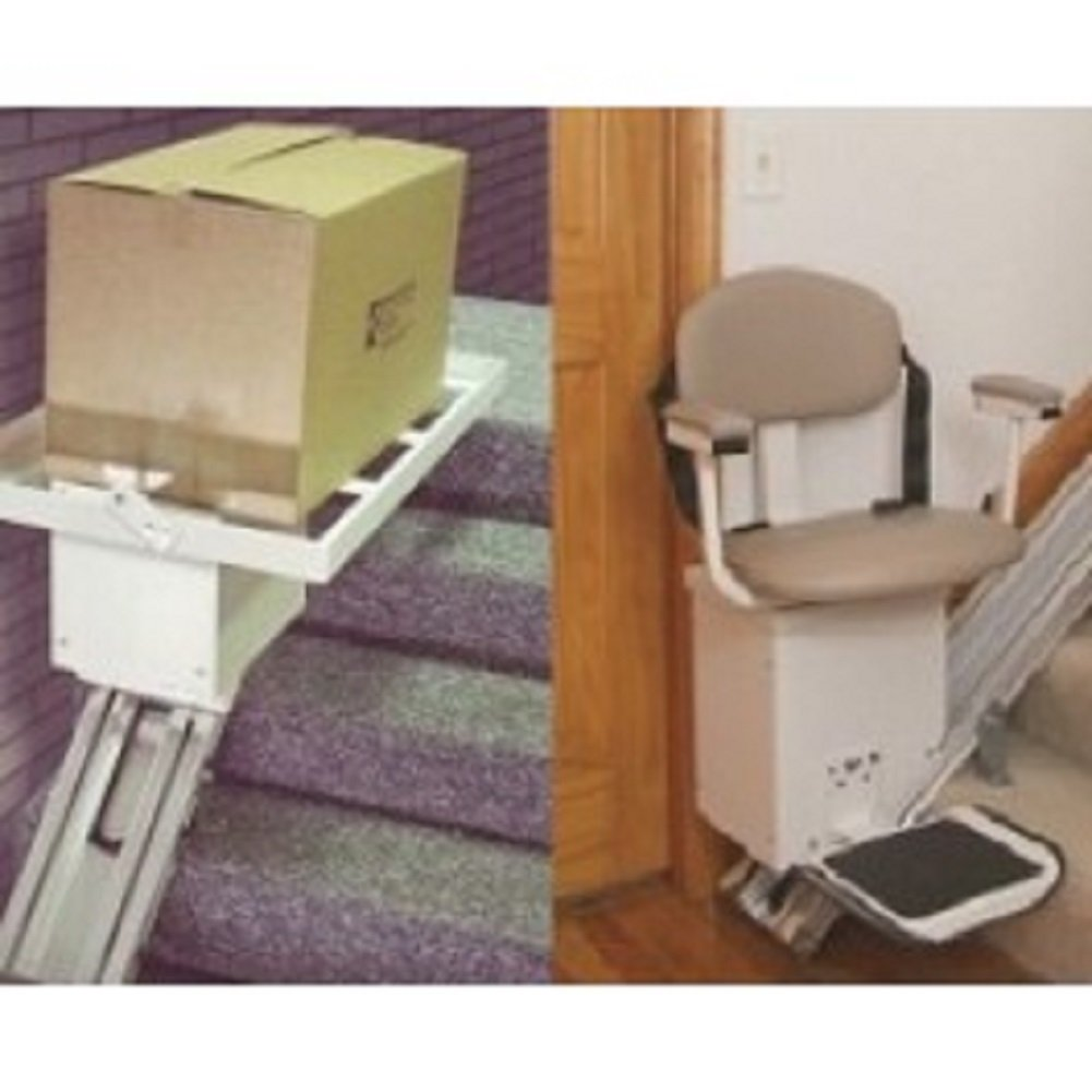 Stair Lift / Cargo Carrier Combo