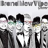 Brand New Vibe - Glasses Kokoro No Megane (CD+DVD) [Japan LTD CD] POCS-9038