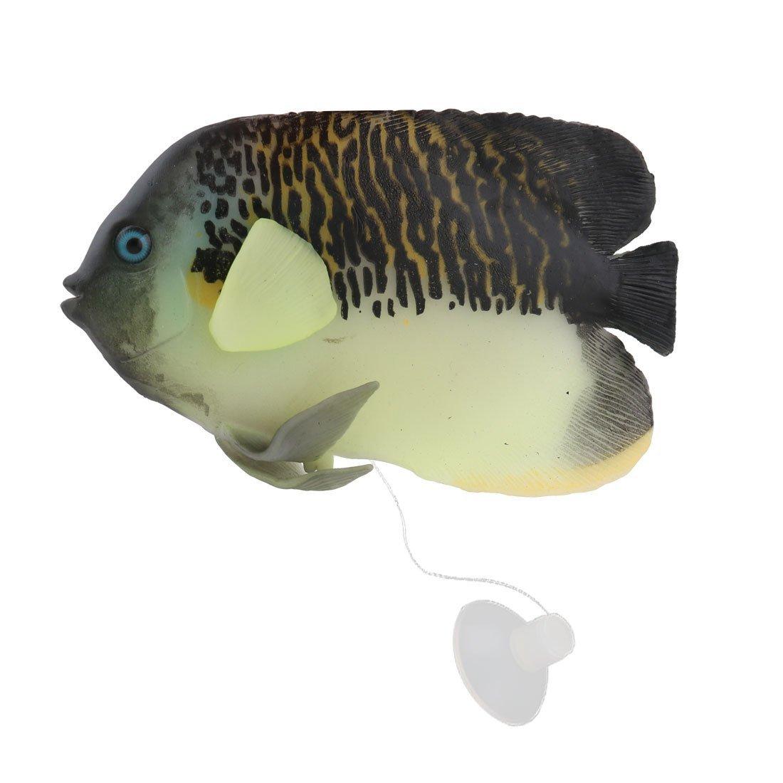 1Pc Silicone Aquarium Aquatic Emulational Imitation Butterflyfish Ornament