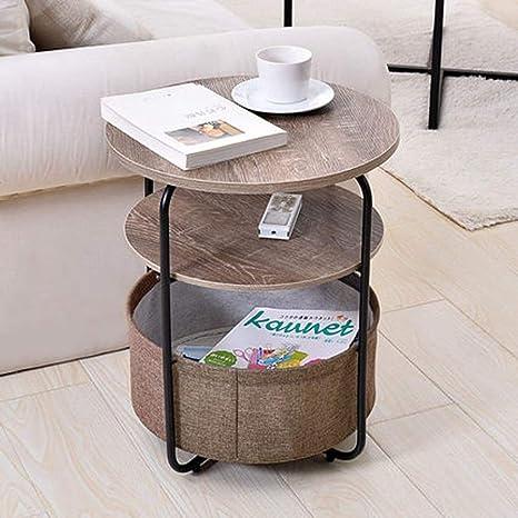 Amazon.com: Will Live - Mueble auxiliar para sofá (hierro ...