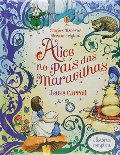 Alice no País das Maravilhas. História Completa