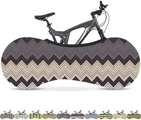 Funda Elástica Cubre Bicicletas para Interiores,Cubierta De Polvo ...