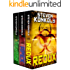 The Black Flagged Thriller Series Boxset: Books 2-4 (The Black Flagged Series Book 0)