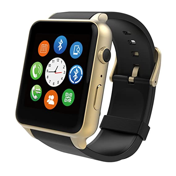 Amazon.com  TechComm GT88 Smart Watch Camera Bluetooth GSM Call and ... 311056824
