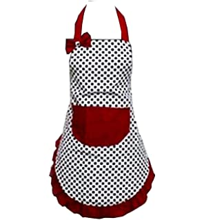 Rbenxia Womens Apron with Pockets Adjustable Bib Apron with Pockets Extra Long Ties Women Kitchen Apron for Cooking Kitchen Womens Cake Apron With Pocket Black Kitchen Women/'s Cake Apron With Pocket Black COMINHKPR51642 Gardening Crafting