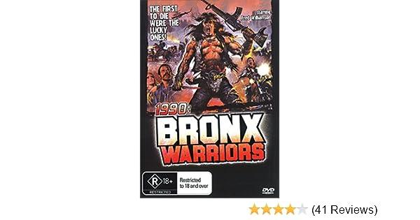 Amazon.com: 1990: The Bronx Warriors (1990: I guerrieri del ...