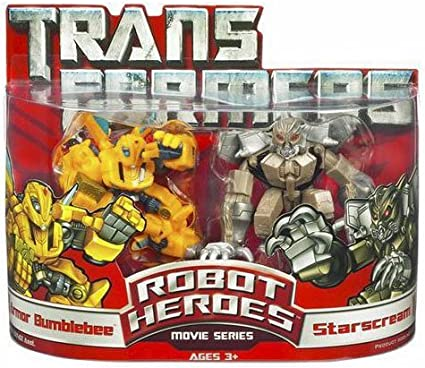 Transformers Robot Heroes Movie Starscream