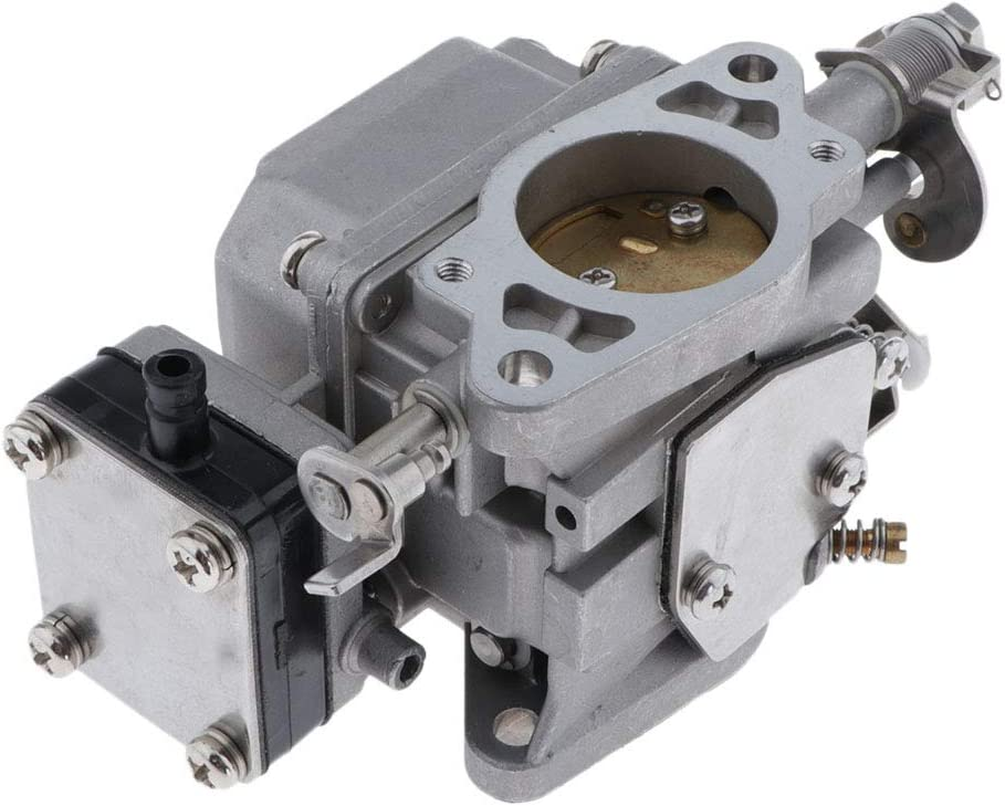 3G2-03100-2 3G2-03100-3 3G2-03100 Silver Gazechimp Carb Carburetor Assembly Repair for Tohatsu Nissan 9.9 15 18 HP NS 2 Stroke Boat Engine
