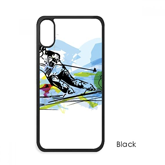 uk availability d6918 572e7 Amazon.com: Winter Sport Skiing Athletes Freestyle Skiing for iPhone ...