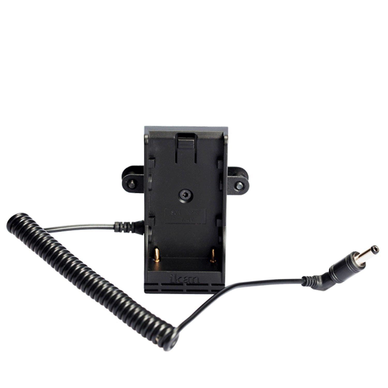 Ikan BMC-PWR-PW-S BMC DV Top Mount Power Solution for Sony L (Black) [並行輸入品] B01JJHFB9Y