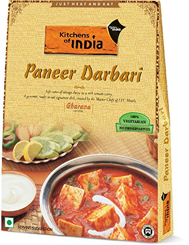 Charmant Kitchens Of India Paneer Darbari, 285g
