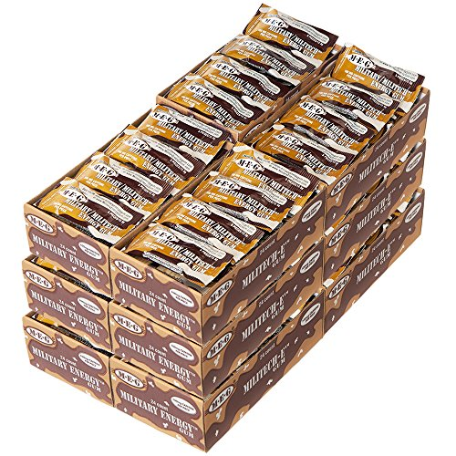 MEG - Military Energy Gum | 100mg of Caffeine Per Piece + Increase Energy + Boost Physical Performance + Cinnamon (1,440 Count) by MEG (Image #7)