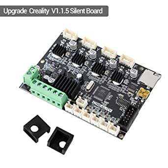 Seesii Creality 3D Ender 3 Pro Upgrade V1.1.5 Silent Board, placa ...