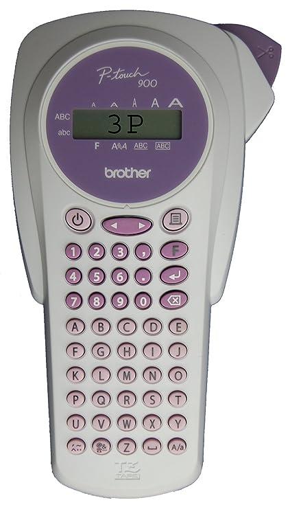 Brother PT-900 - Impresora de etiquetas (180 x 180 DPI, 9 mm ...