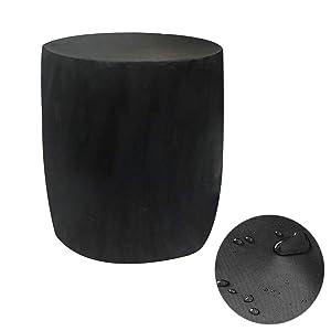 QWORK 55 Gallon Drum Cover for Barrel