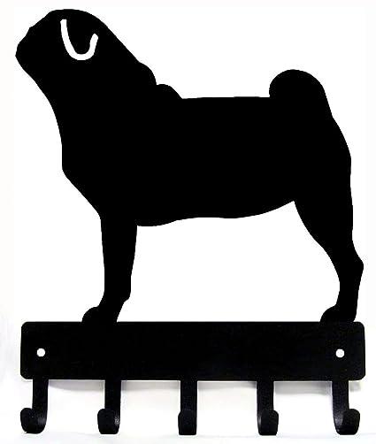 Llavero, diseño de CARLINO/perro correa percha ~ Artisan ...