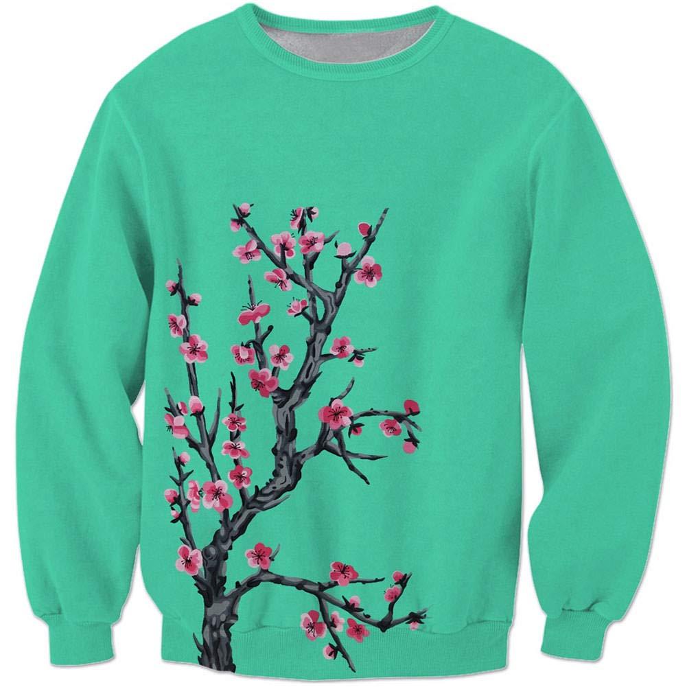 Beckshop Sweatshirts 3D Print Painter Head Creative Hipster Vintage Style