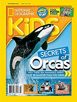 1-Year National Geographic Kids Magazine Subscription