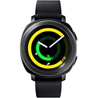 Samsung Gear Sport Smartwatch (Black)