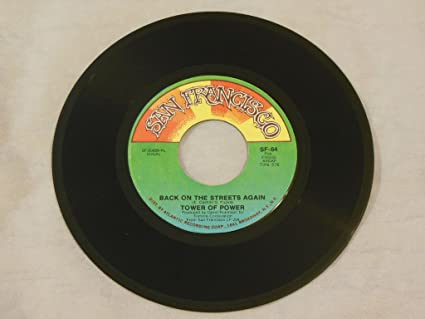 Tower Of Power - sparkling in the sand / mono 45 rpm single